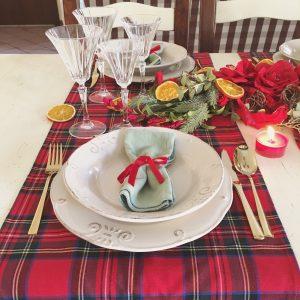 tavola-di-natale-tartan