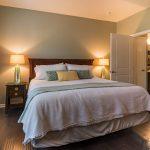 Camera da letto in stile americano accogliente e familiare