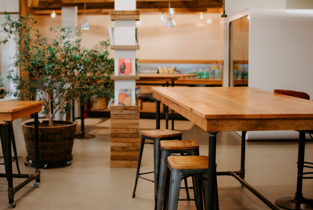 Sala da pranzo in stile scandinavo | FacileArredo.it