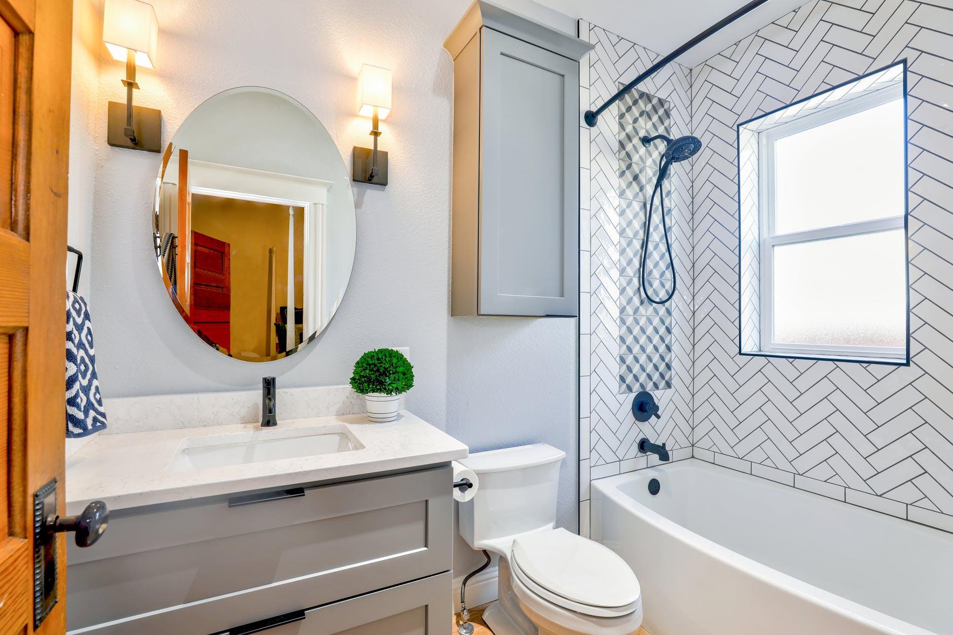 Arredare il bagno in modo originale