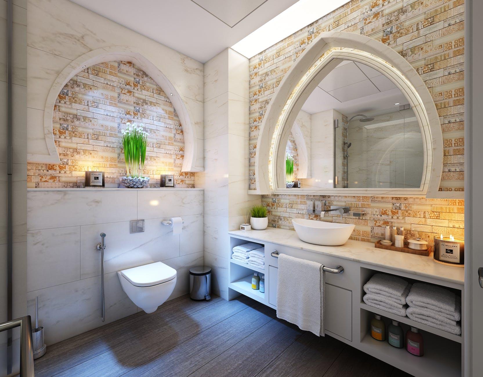 Scegliere il pavimento ideale per il bagno