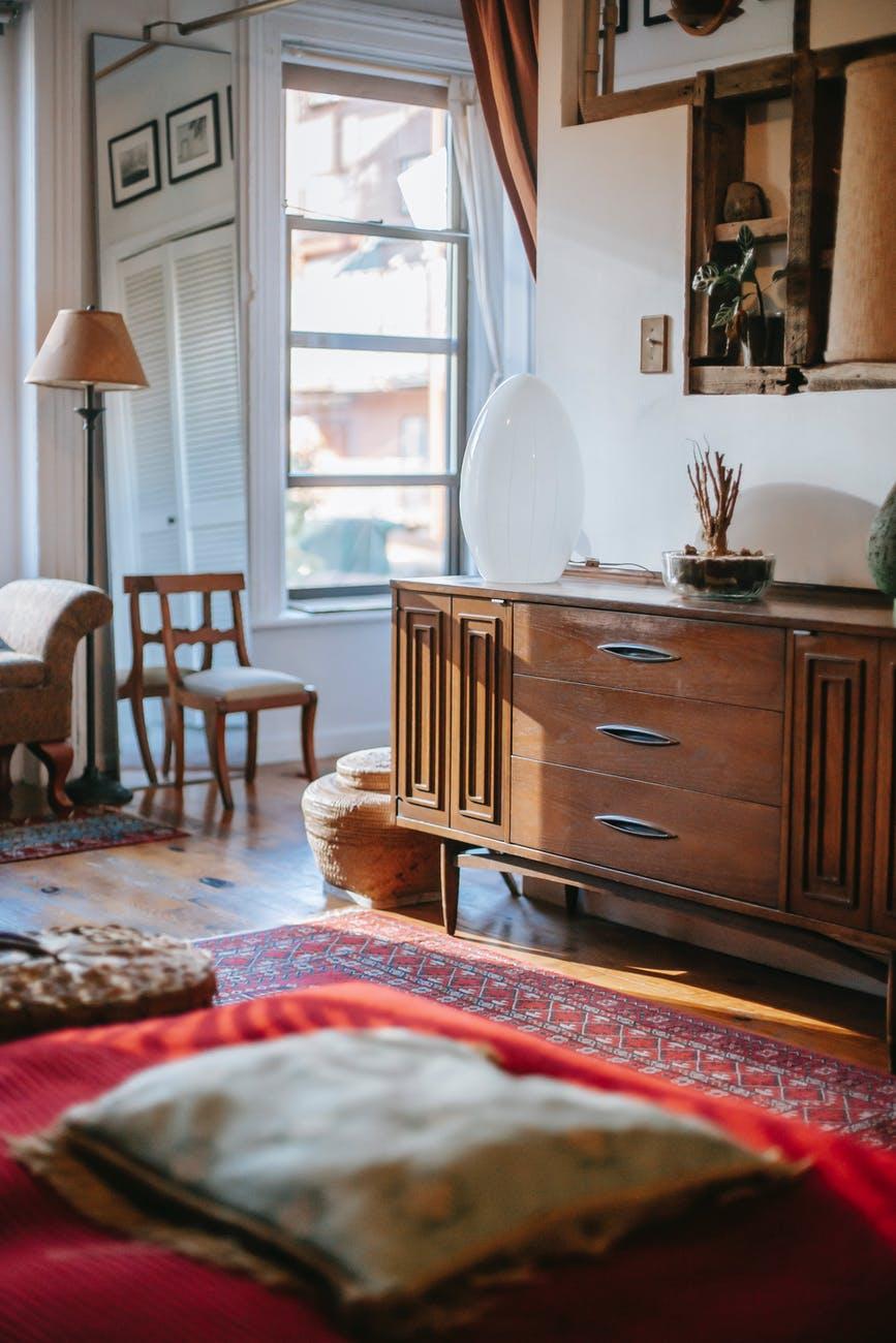 Stile coloniale per arredare la camera da letto