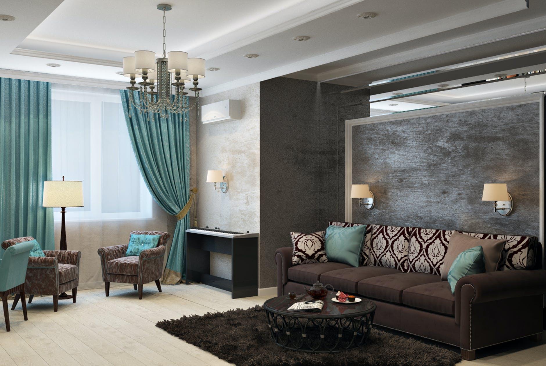 come arredare un soggiorno perfetto